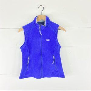 Patagonia Late Model Fleece Vest Size M
